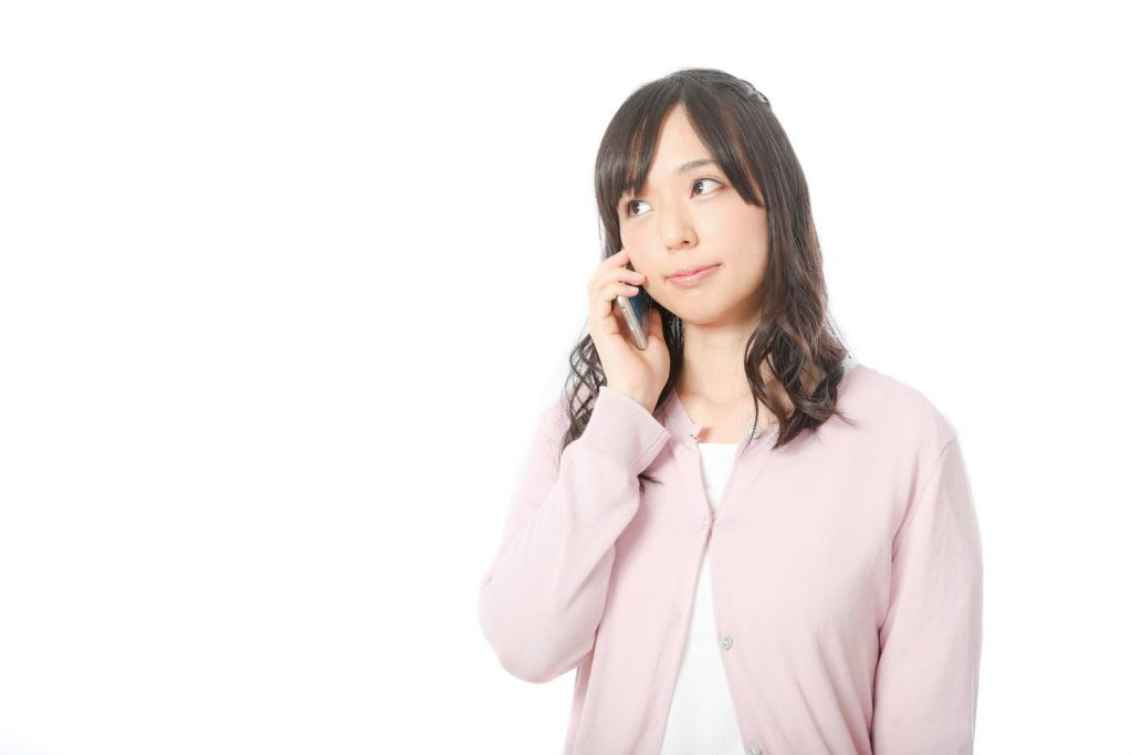 恋愛相談への具体的な回答~好きな女性に電話したが反応が悪かったとき